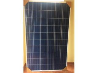 Placas Solares 255 Watts !Nuevas!, Puerto Rico