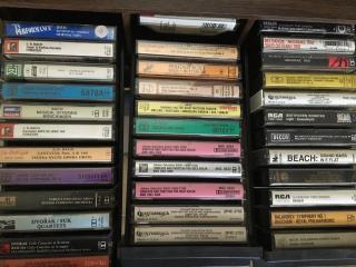 Cassettes , Puerto Rico