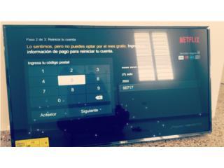 Smart tv LG de 45