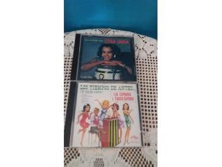 Dos CD Coleccionables en $10, Puerto Rico