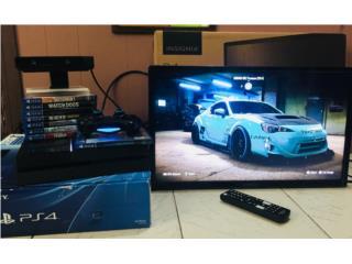 TV & PS4 Combo!!!, Puerto Rico
