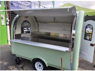 Food truck nuevo de paquete!!!, Puerto Rico