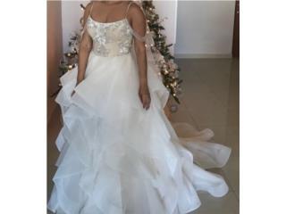 Traje de Novia de D'Royal Bride, Puerto Rico