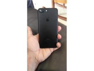 7 plus desbloqueado 32GB negro matte, Puerto Rico