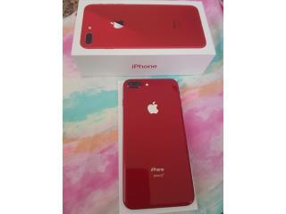 Iphone 8plus de 64gb Desbloqueado, Puerto Rico