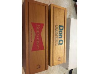 ***para él coleccionista Domino promocionales, Puerto Rico