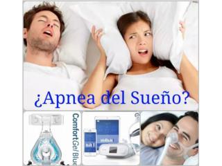 CPAP Apnea del Sueño NUEVOS+Mask Gel, Puerto Rico