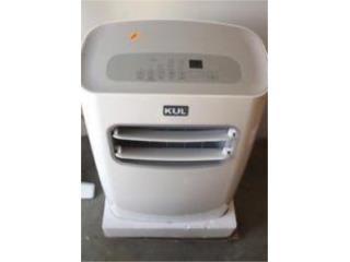 Acondicionadores de aire KUL de 12k BTUs c/u, Puerto Rico
