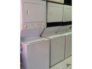 Combo de lavadora de gas o eléctricas , Puerto Rico