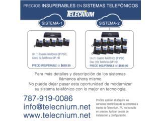 Cuadros Telefónicos, Puerto Rico