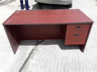 escritorio madera , Puerto Rico