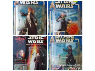 Figuras de Star Wars nuevas!, Puerto Rico