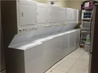 Combos de lavadoras y secadoras desde 750.00, Puerto Rico