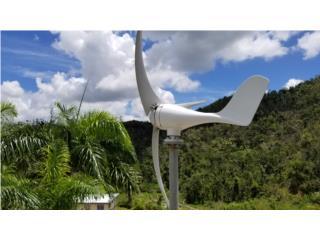 Turbina de Viento 400 watts 12V , Puerto Rico