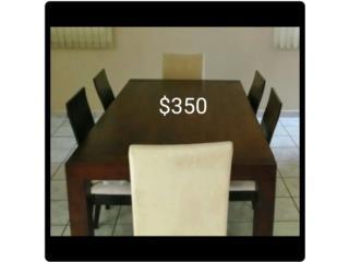 Juego de Comedor $350 OMO, Puerto Rico