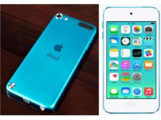 Ipod Touch 5   32Gb Azul, Puerto Rico