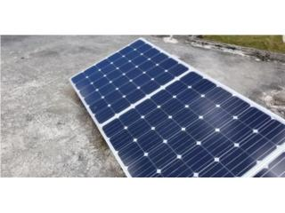 Placas Solares Renogy americanas mono, Puerto Rico