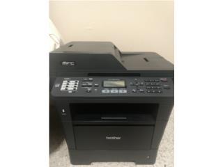 Brother printer, Puerto Rico