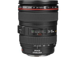 Canon EF 24-105mm f/4L IS USM Autofocus Wide , Puerto Rico