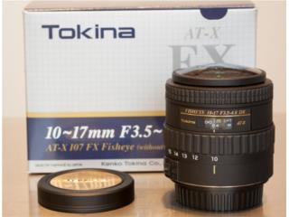 Tokina 10-17mm f/3.5-4.5 (Canon), Puerto Rico