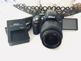 Nikon D5100 16.2MP DSLR With 18-55mm Lense , Puerto Rico