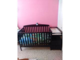 Cuna para bebé, Puerto Rico