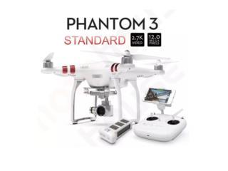 drone phantom 3, Puerto Rico