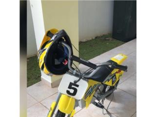 Razor electric bike, Puerto Rico