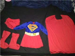 Disfraz de supergirl, Puerto Rico