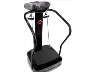 Máquina de vibración inducida Gym , Puerto Rico