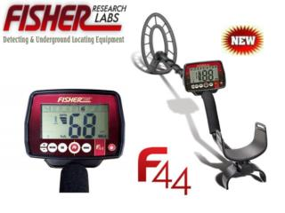 Metal Detector Fisher 44, Puerto Rico