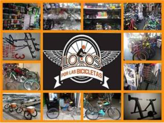 Bicicletas piezas accesorios, Puerto Rico