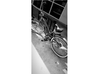 Bicicleta old school , Puerto Rico