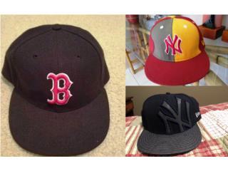 New Era MLB 59 FIFTY Hat Baseball Cap 3 disp., Puerto Rico
