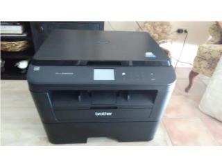 Laser Printer Brother TouchScreen-Extra Toner, Puerto Rico