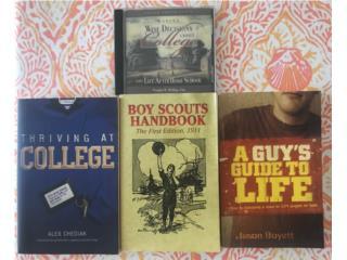 Libros para Adolescentes, Puerto Rico