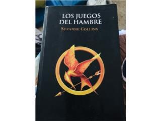Libro Lis juegos del Hambre, Puerto Rico