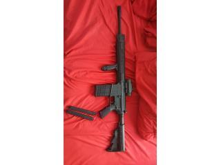 Rifle de pellet winchester modelo mp4, Puerto Rico