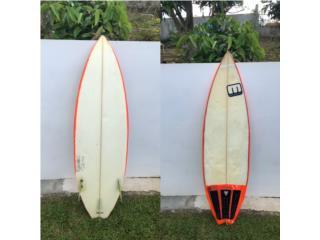 Tabla surf, Puerto Rico
