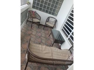 Muebles de Balcon Usados pero buenos, Puerto Rico