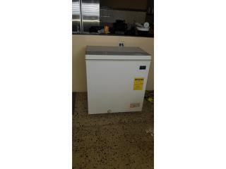 Freezer 4.9 pie cubito , Puerto Rico