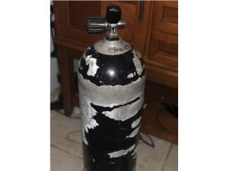 Tanque de aire comprimido 3,000psi, Puerto Rico