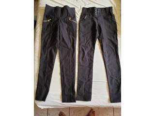 Pantalones Colombianos c/reducción abdomen, Puerto Rico