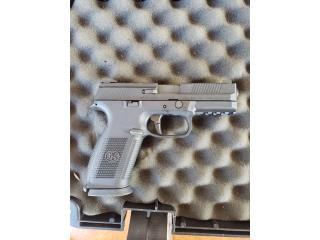 Pistola airsoft FNS-9 , Puerto Rico