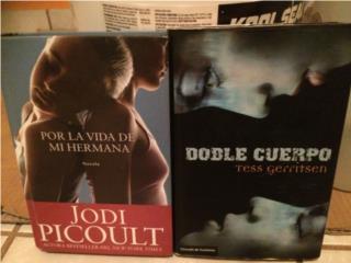 Libros precios variados, Puerto Rico