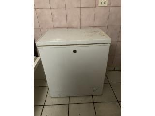 freezer, Puerto Rico