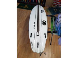 tabla surf 6x19.5 x 2.5 29lts, Puerto Rico