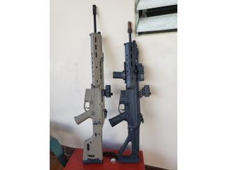 Rifles de airsoft ACR magpul y pistola FN , Puerto Rico