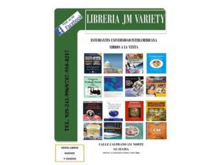 Libros Universitarios, Puerto Rico