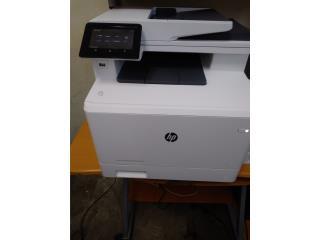 Impresora laser hp multifuncional, Puerto Rico